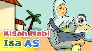 Kisah Nabi Isa AS yang Sudah Pandai Bicara Sewaktu Bayi - Kartun Anak Muslim Indonesia width=