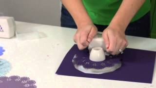 getlinkyoutube.com-Tutorial and Review - Martha Stewart Crafts Circle Edge Punch Starter Set