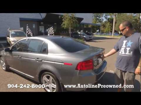 Autoline's 2006 Acura TL Walk Around Review Test Drive