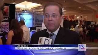 Evento de la cámara de comercio en el Naples Grande Beach Resort