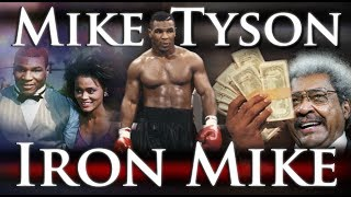 Mike Tyson - The Complete Career & Knockouts