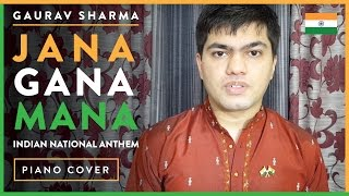 Jana Gana Mana - Indian National Anthem |