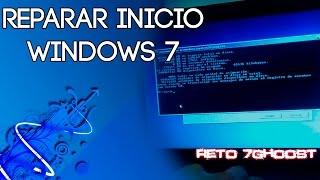 getlinkyoutube.com-Reparar el arranque o inicio de Windows 7 - Reto 7GHOOST