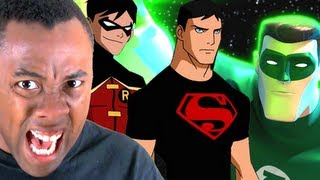 getlinkyoutube.com-Rants - YOUNG JUSTICE & GREEN LANTERN CANCELLED