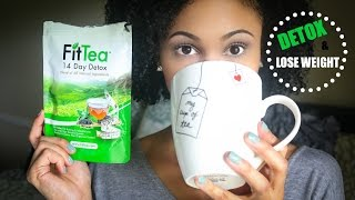 getlinkyoutube.com-14 Day Detox: Fit Tea Review