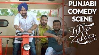 PUNJABI COMEDY 2017    Ammy Virk   Nikka Zaildar   FUNNY COMEDY SCENE
