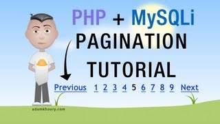 getlinkyoutube.com-PHP Pagination Tutorial MySQLi Google Style Paged Results Programming