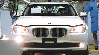 getlinkyoutube.com-BMW 760 Li Production