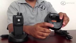 Carga de batería para radios Motorola EP450
