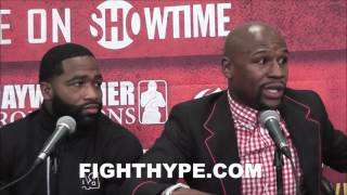 """getlinkyoutube.com-FLOYD MAYWEATHER WARNS FIGHTERS ON PITFALLS OF MONEY: """"YOU CAN'T LIVE A FLOYD MAYWEATHER LIFESTYLE"""""""