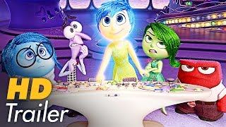 getlinkyoutube.com-ALLES STEHT KOPF Trailer Deutsch German (2015) Disney Pixar