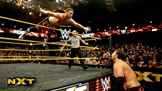 getlinkyoutube.com-Sami Zayn vs. Alex Riley (Full Match): WWE NXT, April 29, 2015