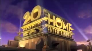 20th century fox home entertainment logo reversed