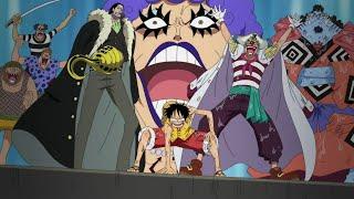 getlinkyoutube.com-Everyone's Reaction to Luffy & Company English Dubbed