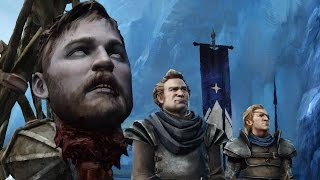 getlinkyoutube.com-Little Ryon Holds His Brother's Head on Spike (Game of Thrones | Telltale | Episode 6 | Asher)