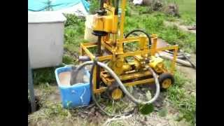 getlinkyoutube.com-自作井戸掘り機・A handmade Well Drilling machine