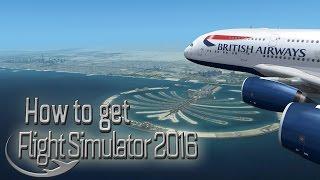 getlinkyoutube.com-How to get Flight Simulator 2016 Realism