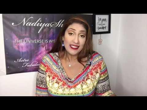 Libra March 2017 Astrology Horoscope by Nadiya Shah