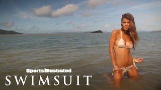 getlinkyoutube.com-Nina Agdal Model Profile 2013 | Sports Illustrated Swimsuit
