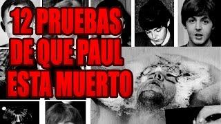 getlinkyoutube.com-12 PISTAS DE QUE PAUL McCARTNEY PERDIO LA VIDA | Los 12 Más