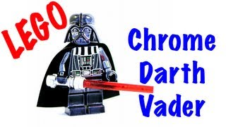 lego chrome darth vader 4547551 lego star wars promo review