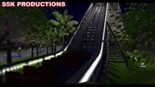 getlinkyoutube.com-RCT3 | Orthodox - World Record Wooden Coaster