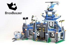 getlinkyoutube.com-Lego Jurassic World 75919 Indominus rex Breakout - Lego Speed Build