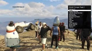 getlinkyoutube.com-[PS3/PS4] GTA 5 Online Mods Trolling Reaction Public Lobby FREE DOWNLOAD