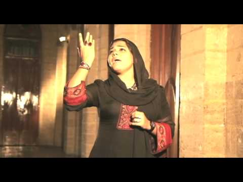 Sanam Marvi -- Karbala Ke Daman Main  Poetry: Adeel Zaidi