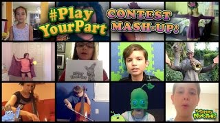 getlinkyoutube.com-My Singing Monsters - #PlayYourPart Contest Mash-up!