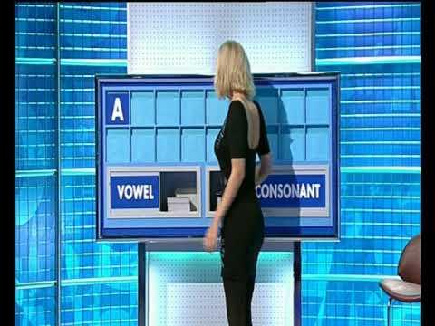 Rachel Riley  - Black Tights, Black Boots, Tight Dress