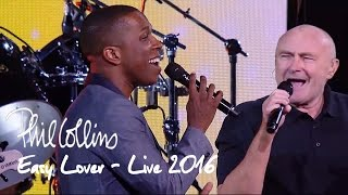 Phil Collins - Easy Lover featuring Leslie Odom Jr. (Live at the 2016 US Open)