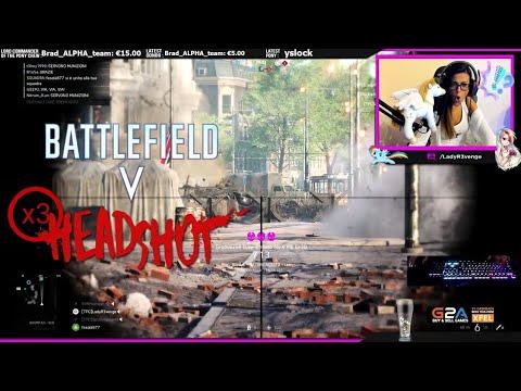 Battlefield V - Triple headshot oneshot - I'm back