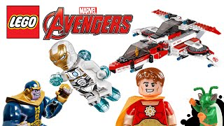 LEGO Avengers 2016 sets: My Thoughts!