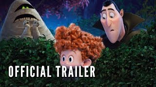 Hotel Transylvania 2 - Official Trailer (HD) - See it 9/25!