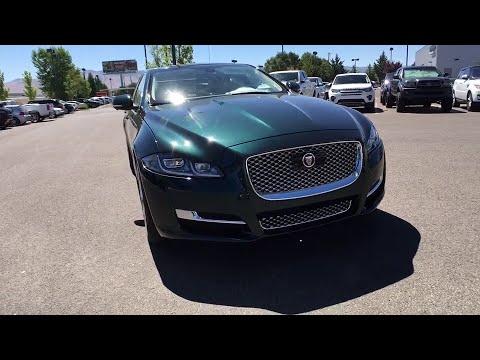 2017 Jaguar XJ Reno, Sparks, Carson City, Sacramento, Nevada J6105
