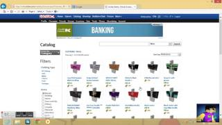 getlinkyoutube.com-How to Get Clothes Codes On ROBLOX