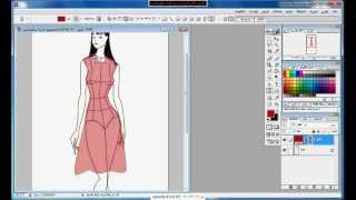 getlinkyoutube.com-الدرس الثاني تصميم الازياء