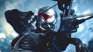 Crysis 3 - Официальный дебютный тизер! (HD) 1080p