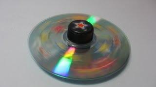 getlinkyoutube.com-Reciclaje: Disco giratorio (niños). Rotating disk.