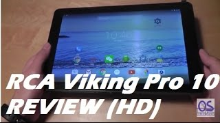 "getlinkyoutube.com-REVIEW: RCA Viking Pro 10"" 2-In-1 Quad-Core Tablet"