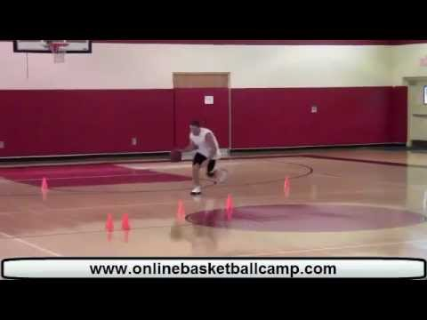 Point Guard Drill Spin Move Finish