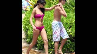 getlinkyoutube.com-Justin Bieber & Selena Gomez in Hawaii 2011