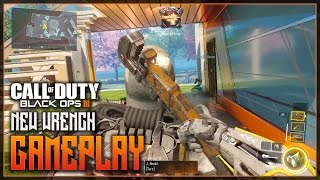 "getlinkyoutube.com-Black Ops 3 - BRAND NEW ""WRENCH"" GAMEPLAY - NEW SECONDARY ""WRENCH"" SHOWCASE! - COD BO3"