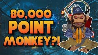 "getlinkyoutube.com-Black Ops 3 ZOMBIES ""The Giant"" - 80,000 POINT MONKEY BOMB?!?! (BO3 Zombies Gameplay)"