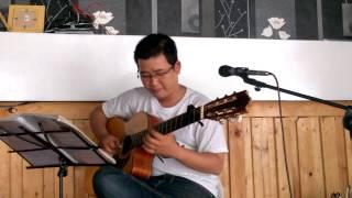 getlinkyoutube.com-Anh còn nợ em - Guitar Cover
