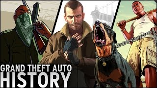 getlinkyoutube.com-History of - Grand Theft Auto (1997-2015)