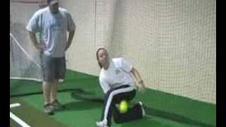 getlinkyoutube.com-Softball Pitching Basic Skills with Crissy Rapp