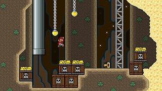 getlinkyoutube.com-Super Mario Bros. X (SMBX) - Pirate Cave