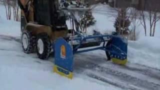 getlinkyoutube.com-Kage Innovation - Condo Snow Removal